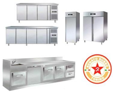 Banconi bar in promozione banchi frigo banconi bar for Banco frigo bar usato
