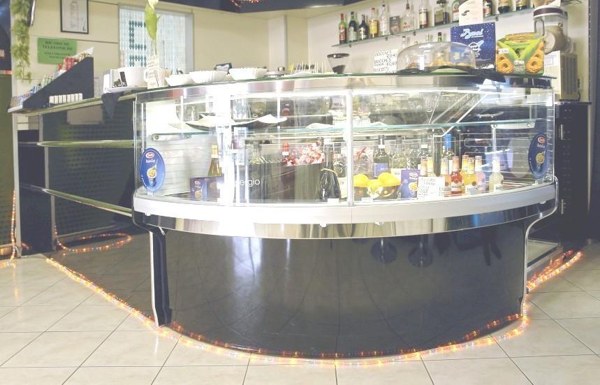 Banchi bar in promozione prezzi banchi frigo banconi bar for Arredamenti bar prezzi