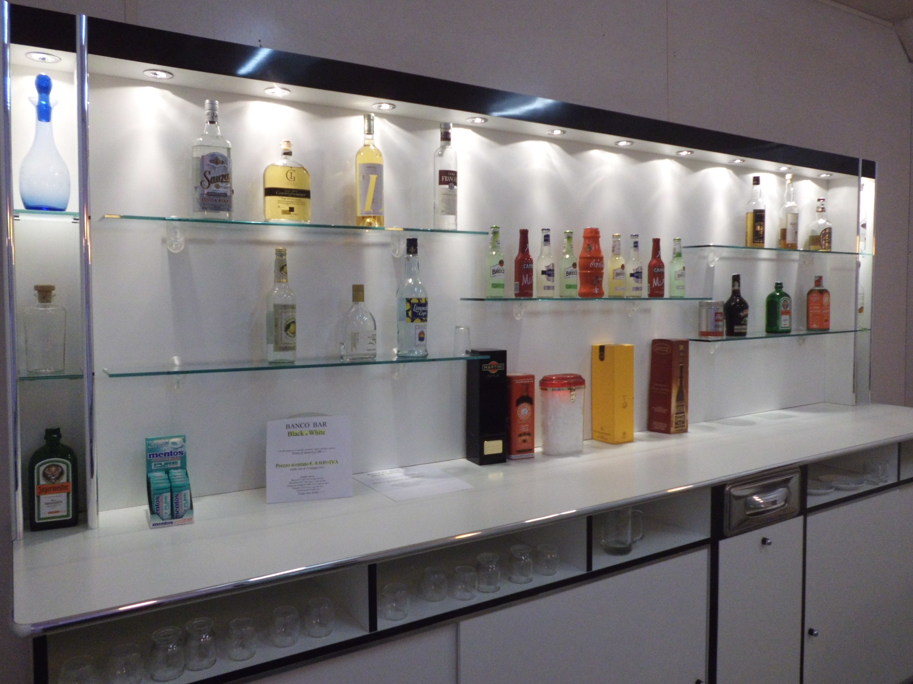 Bar in PROMOZIONE, Banchi Frigo, Banconi Bar, Banchi Bar Grezzi ...